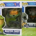 Funko Master Chief and Grunt