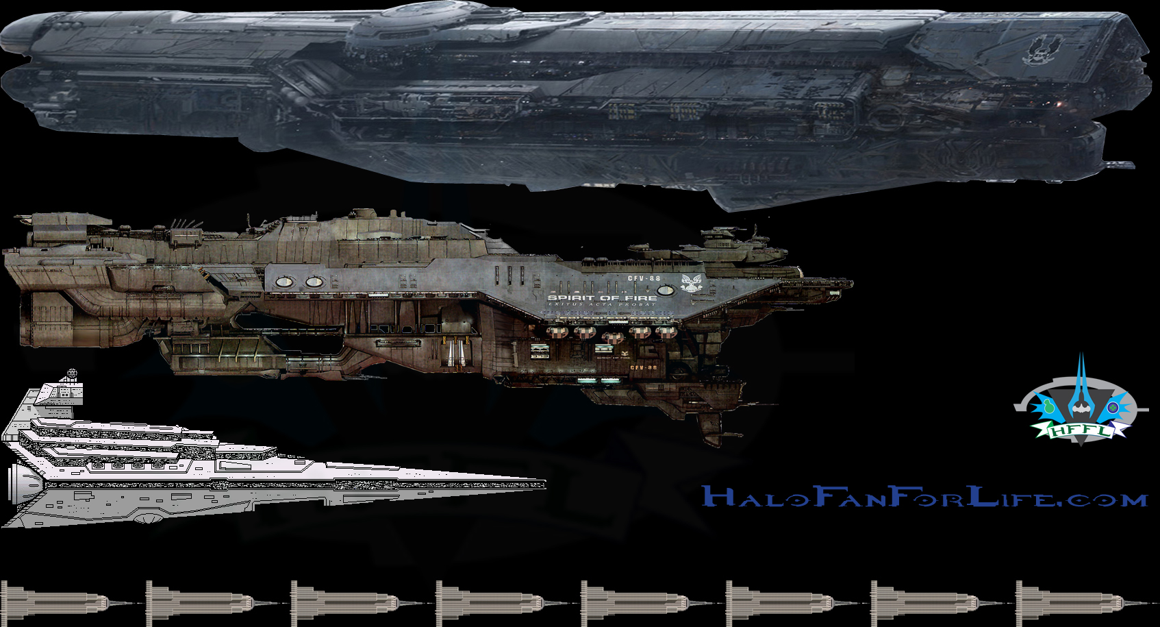 star destroyer enterprise size comparison - photo #6