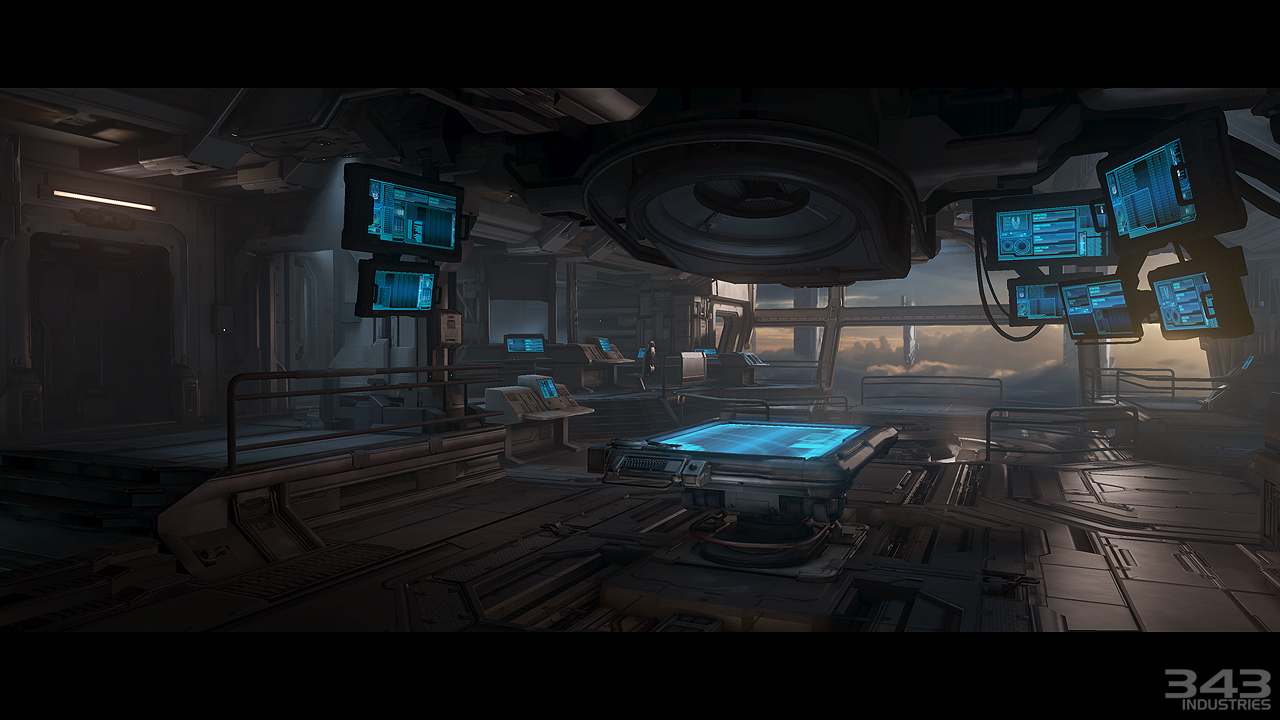 Halo 4 ?Starship Infinity Trailer? Original preview Cinematic   ...