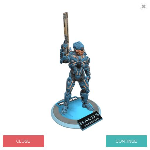3D Spartan Preview
