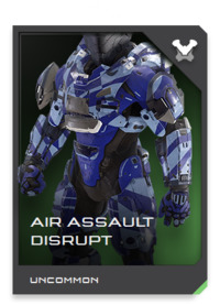 AIR ASSAULT spin-offs were considered for adoption by unaugmented Delta-Six operators, but each suit costs as much as a dropship.