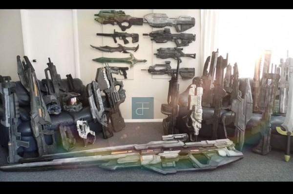 Andrew Cook prop gun portfolio