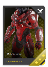 The ARGUS suit's battlenet control node provides superior situational and threat awareness in all environments, as well as hardware-accelerated cyberlink connections for intelligence collection networks.