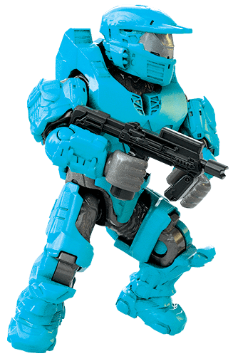 """Halo Toy Review: Mega Construx """"Battle for the Ark"""" Blind"""
