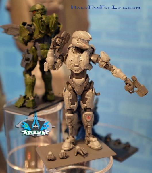 Bandai Commander Sarah Palmer Series 2 SprüKit prototype_sm