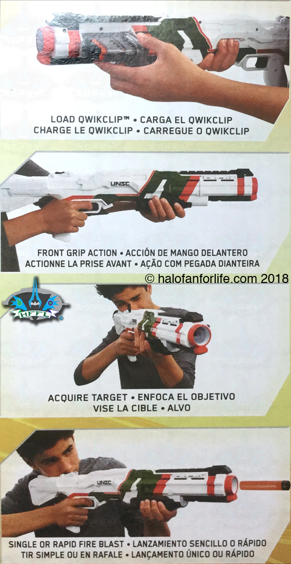halo toy review mattel halo boomco blaze of glory shotgun