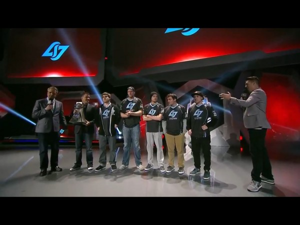 CLG Champs
