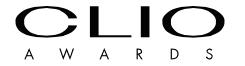 CLIO Awarsd logo