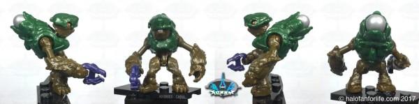 Challenger Green Grunt