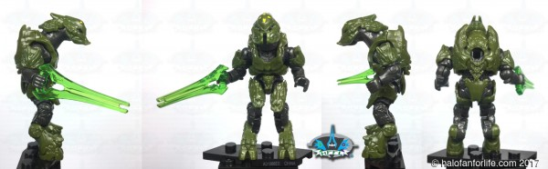 Challenger Green Zealot