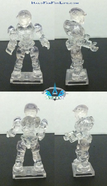 Collectors Edition Pack Figs UNSC AC