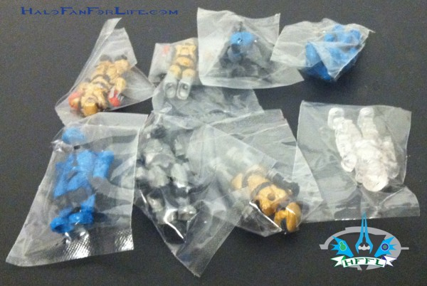 Collectors Edition Pack Figs in bags