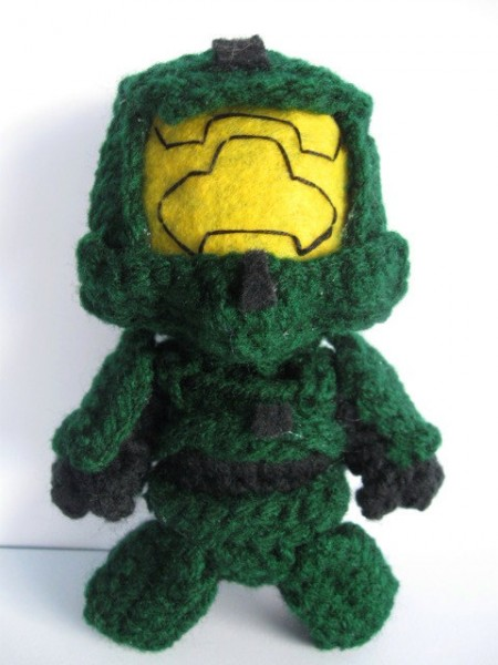 crochet-master-chief