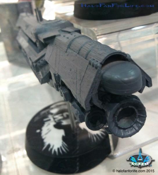 DarkHorse Infinity rear