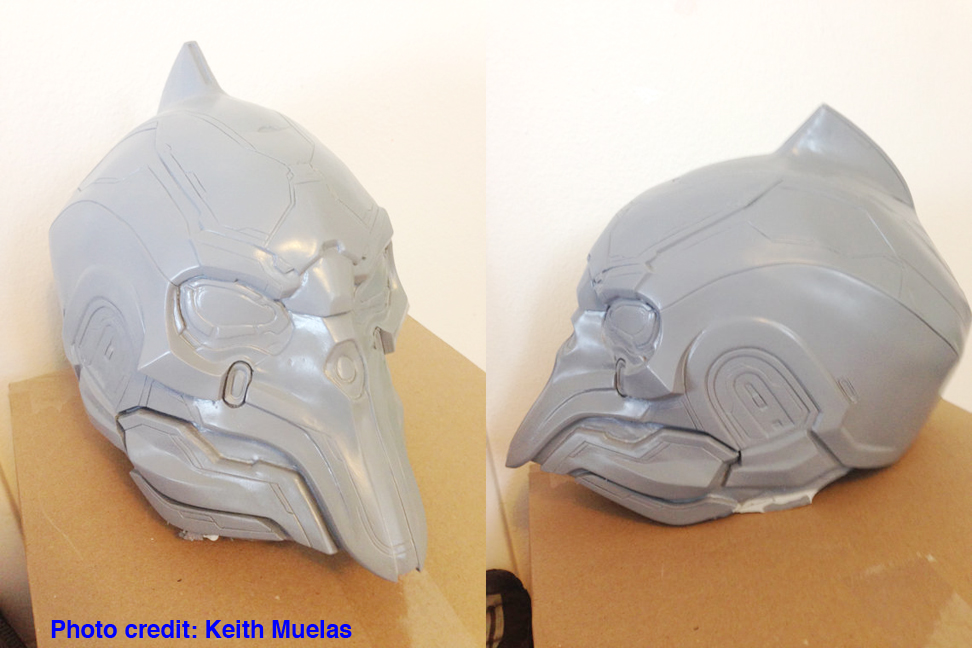 Didact RAW mask Keith Muelas
