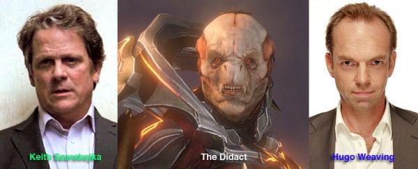 Didact actors