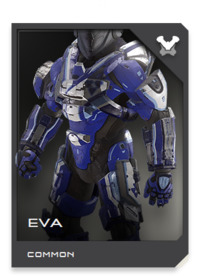 Though EVA-class armor is fully compliant with the strictest UNSC specifications for vacuum-rated environment suits, Materials Group has continued to optimize safety and protective features relevant for combat in the harshest microgravity regimes.