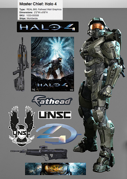 FH Halo 4 MC