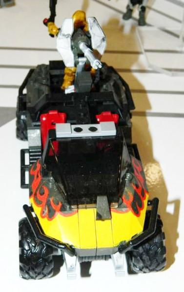 Flamehog display 2