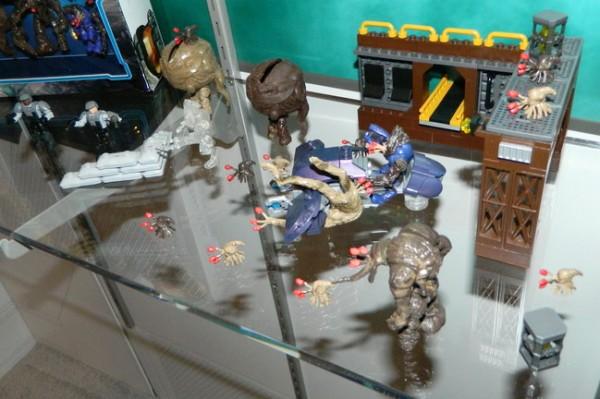 Flood Invasion Displayed