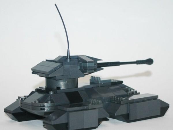GWH mini-scarab 3-4 side back