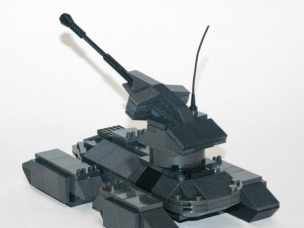GWH mini-scarab 3-4 side back TURRET