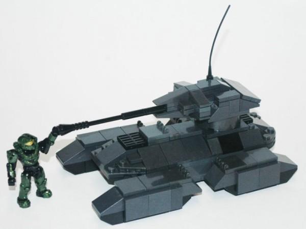 GWH mini-scarab 3-4 side front