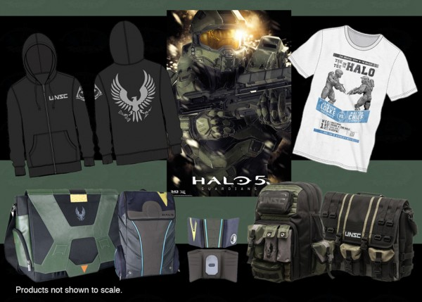 Gamer Heaven Halo merch_sm