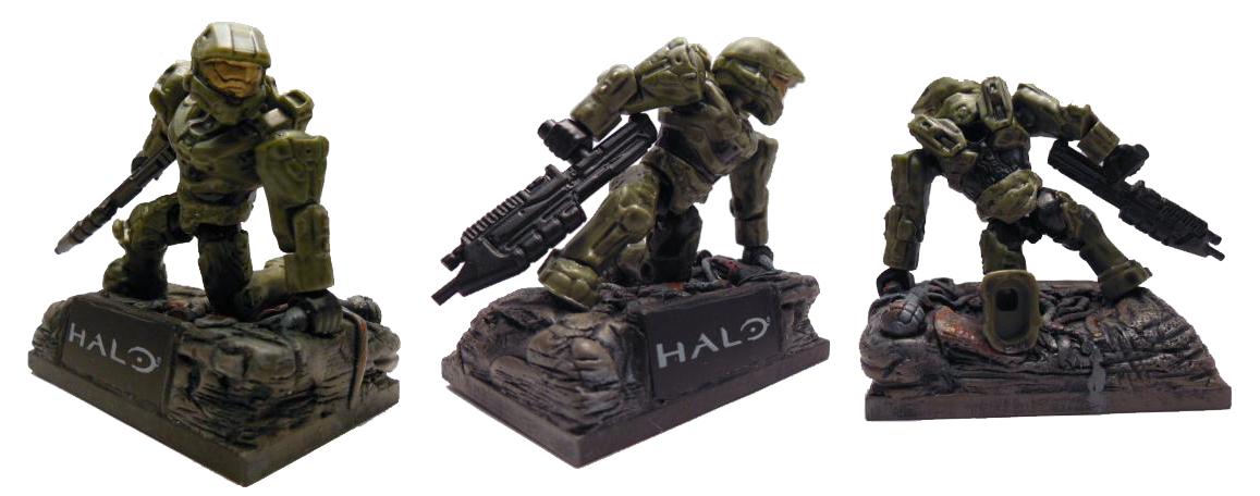 Geek Marky Halo 4 alt views