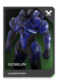 The sensor-warping technology that GOBLIN prototypes were rumored to be fitted with did not appear in production models.
