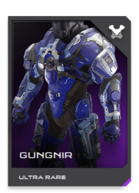 Originally an adjunct to the Spartan Laser program, GUNGNIR-class armor has evolved to become a well-rounded infantry suit.