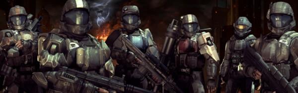 H3 ODST squad