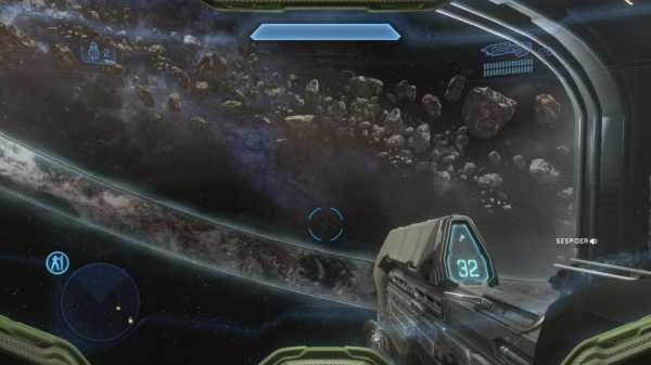 H4 Halo Ring