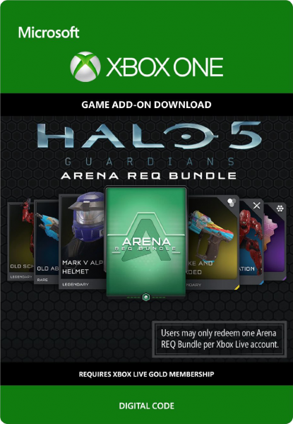 H5G Arena REQ Bundle 2-16
