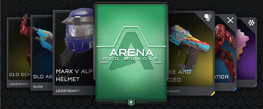 H5G Arena REQ Bundle Close-up 2-16