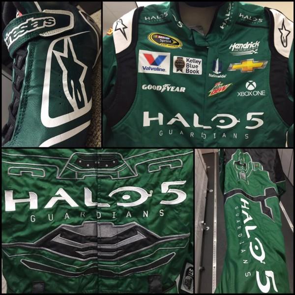H5G Drivers suit