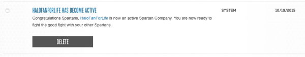 HFFLs Official Spartan Company