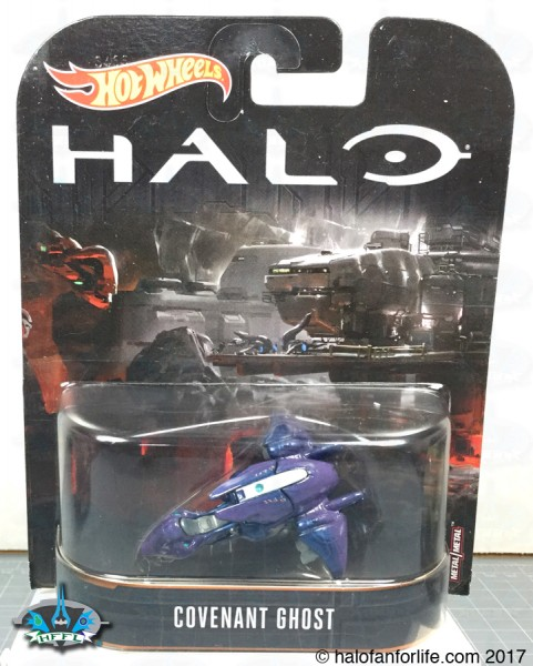 HW Halo Carded Ghost