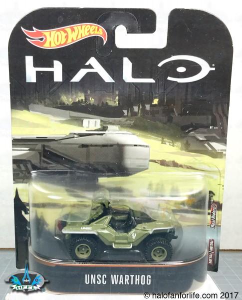 HW Halo Carded Warthog