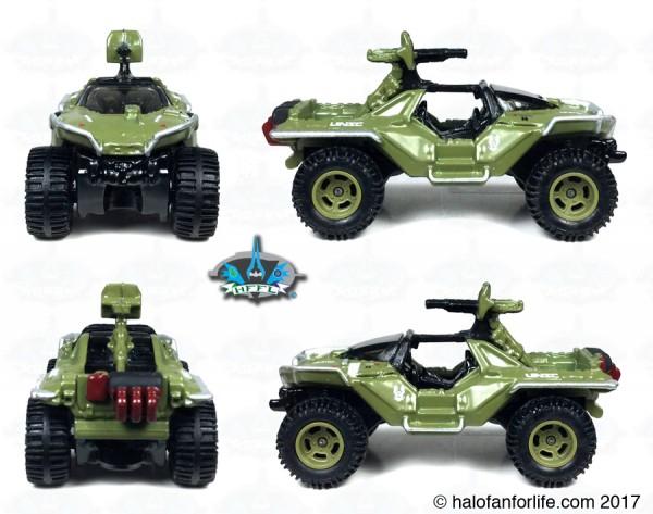 HW Halo Carded Warthog ORTHO
