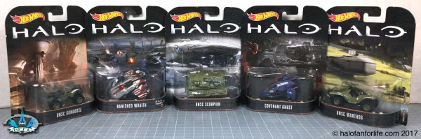 HW Halo GROUP Carded