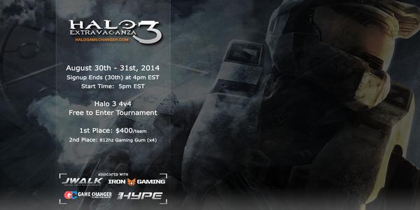 Halo 3 tourney