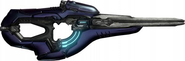 Halo 4 Carbine
