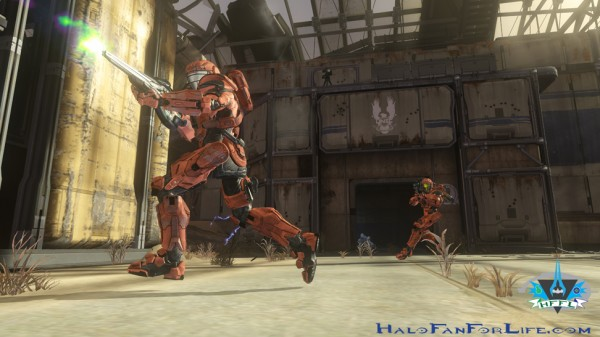 Halo 4 Champions Bundle Screenshot Ricochet - Defenders-hfflwm