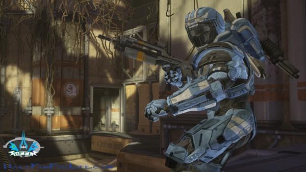 Halo 4 Champions Bundle Screenshot Ricochet - Overgrown-hfflwm