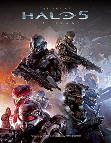 Halo 5 Artbook