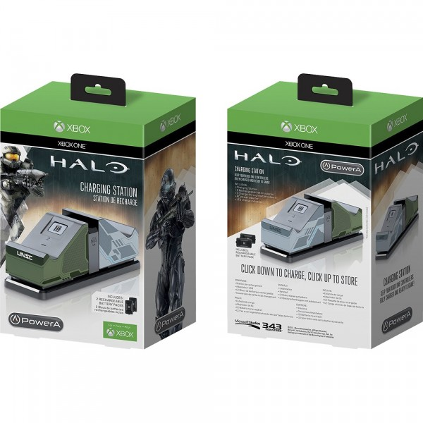 Halo 5 Charger BOX