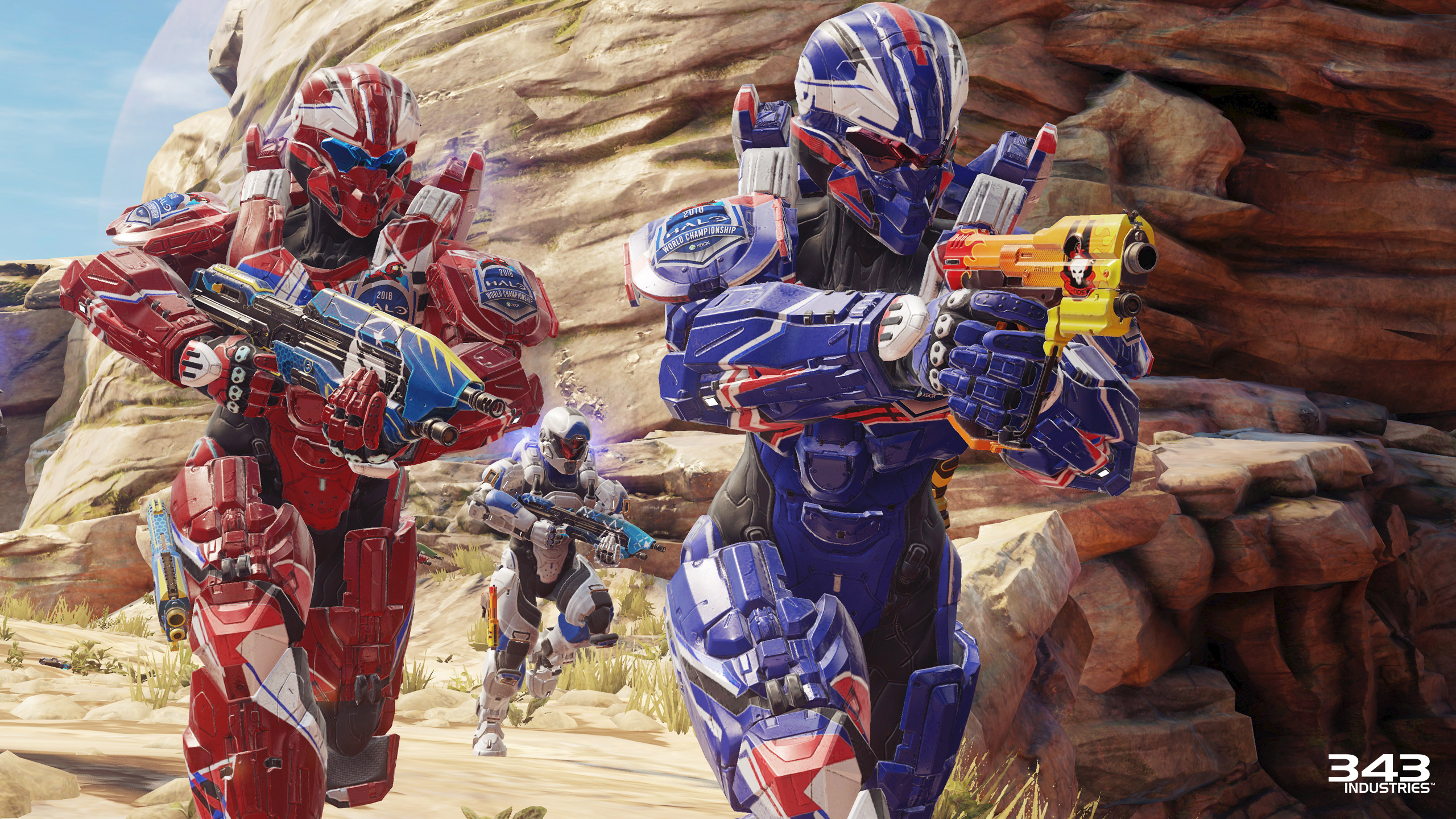 Halo 5 Guardians Stay Together