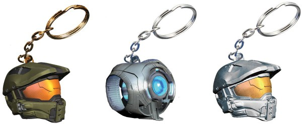 Halo Collectible Keychains