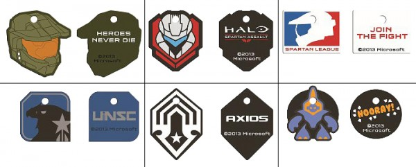 Halo Key covers